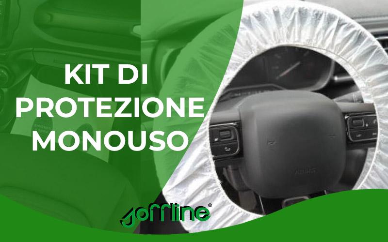 Soffline Kit protezione auto monouso